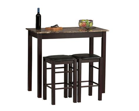 amazon table amazon com linon tavern collection 3 piece table set