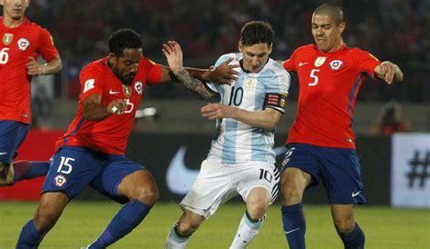 Calendario Qualificazioni Mondiali 2018 Sud America Sud America Qualificazioni Mondiali Rinvincita Argentina
