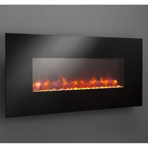 electric led fireplace outdoor greatroom company gallery 58 quot linear electric led