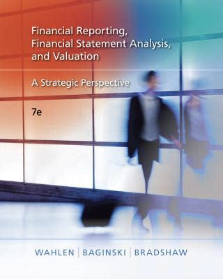 financial reporting books pdf financial reporting financial statement analysis and