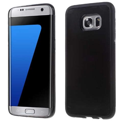 Anti Gravity Casing Samsung S7 Black Hitam anti gravity nano suction for samsung galaxy s7 edge
