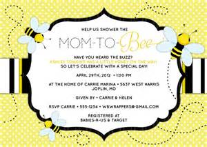 bee baby shower invitation quot to quot bee quot bee themed baby shower bab27 themed baby