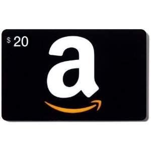 Amazon Gift Card History - contest win a 20 amazon gift card