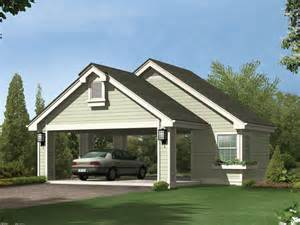 House Plans With Carports gilana carport with storage plan 009d 6004 house plans and more
