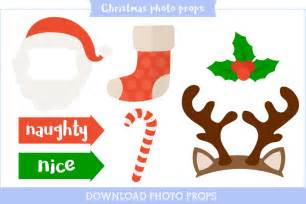 printable photo booth props party props easy