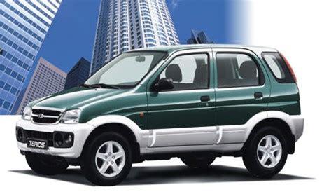 daihatsu terios fuel consumption 1997 daihatsu terios car reviews raa