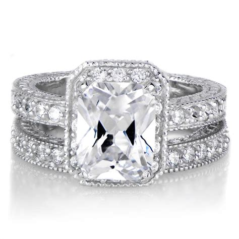 bling wedding rings wedding dress collections