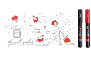 ideas on how to draw names for christmas winter crafts drawings ideas uniball