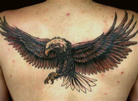 simple eagle tattoo designs 60 cool eagle tattoos meaning and designs with images