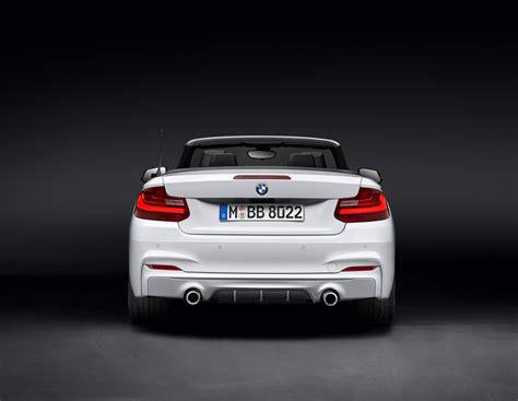 Bmw 2er Performance by Bmw 2er Cabrio F23 M Performance Mit Neuen Extras