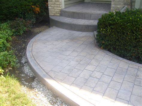 des plaines sidewalk designs des plaines concrete sidewalks des plaines sidewalk design 3d