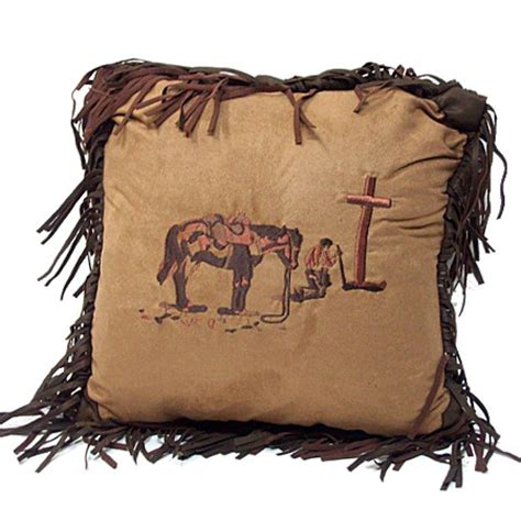 Cowboy Pillows by Object Moved