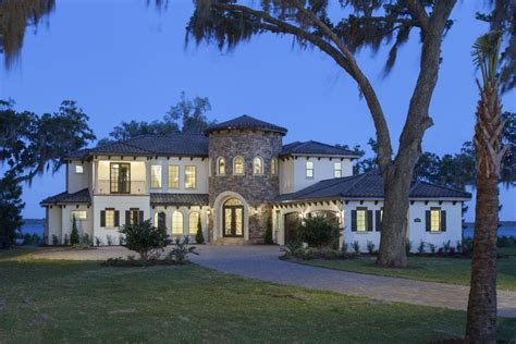 luxury home builders in orlando fl lake nona residence cornerstone custom construction