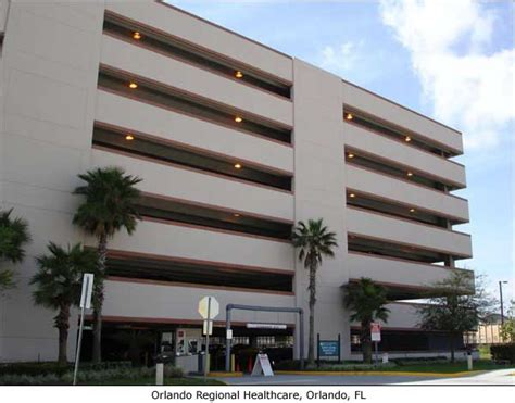 The Garage Orlando by Hank Lowry Electric Feature Projects Parking Structures