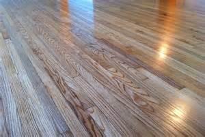 red oak floors the craftsman blog