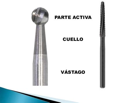imagenes de fresas odontologicas operatoria dental