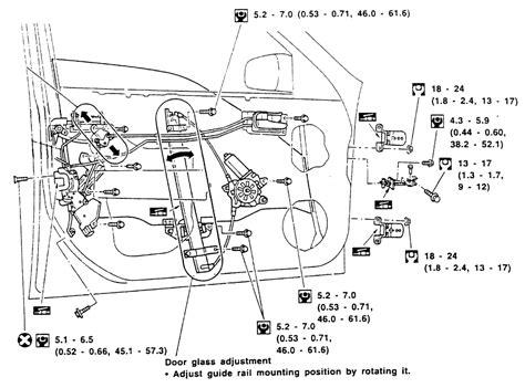 Interior Door Lock Mechanism Repair Guides Interior Electric Window Motor And Regulator Autozone