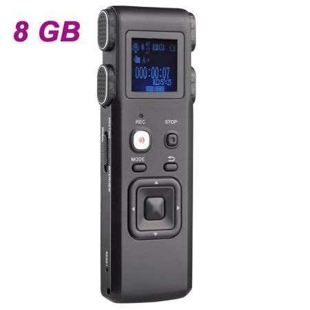 Basic K3 Digital Audio Player Black Mp3 Player k3 portable digital activated voice recorder dictaphone with mp3 player black 8gb sales