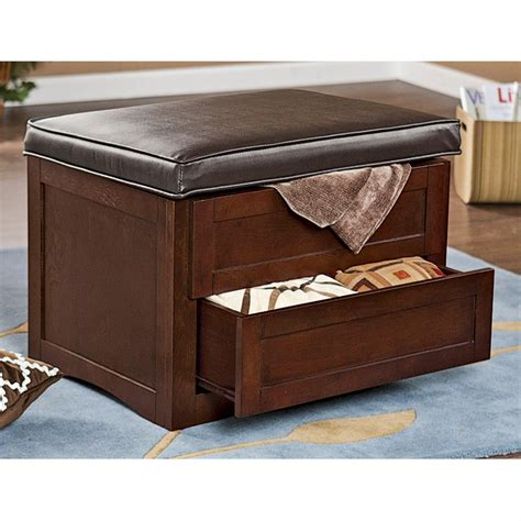 espresso ottoman storage holly martin mayfield media storage ottoman espresso
