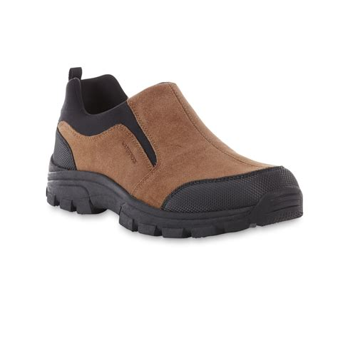 outdoor s bryd moc brown black slip on waterproof