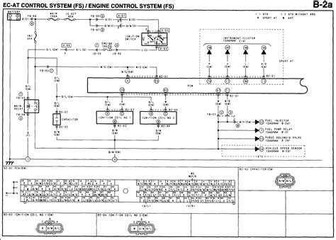 ignition wiring diagram for mazda protege ignition get