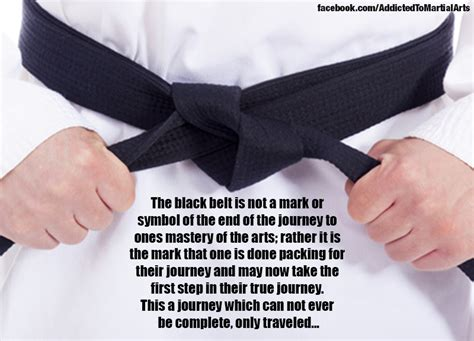 the dynamics of a black belt karate by jesse black belt quotes quotesgram