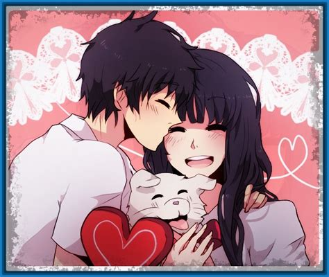 imagenes anime de amor dibujos de amor anime pictures to pin on pinterest pinsdaddy