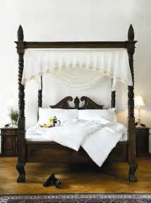 Four Poster King Bed Bespoke Super King Queen Anne Style Four Poster St James