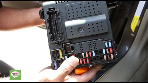 volvo central electronic module cem removal procedure