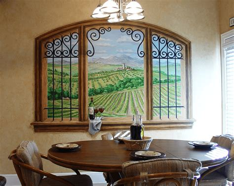 room wall murals 5 unique dining room wall decor you must
