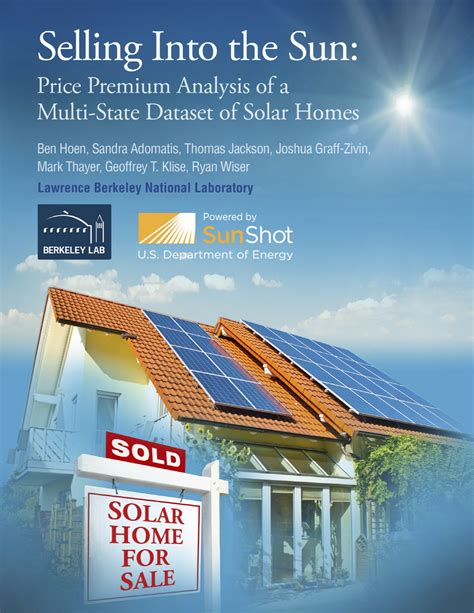 solar adds to home sale value new report shows solar