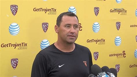 usc coach steve sarkisian called not healthy placed on sarkisian placed on indefinite leave helton to take over