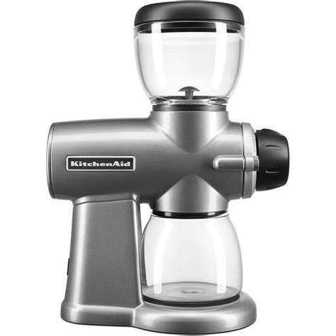 kitchenaid burr coffee grinder kcg0702cu the home depot