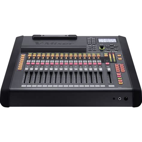 Mixer Live roland m 200i 32 channel live digital mixer digital