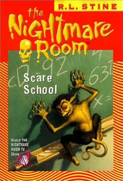 The Nightmare By Rl Stine scare school nightmare room book 11 by r l stine