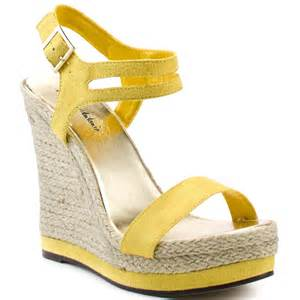 Shoes Yellow Michael Antonio S Yellow Galena Yellow Suede Pu For 44