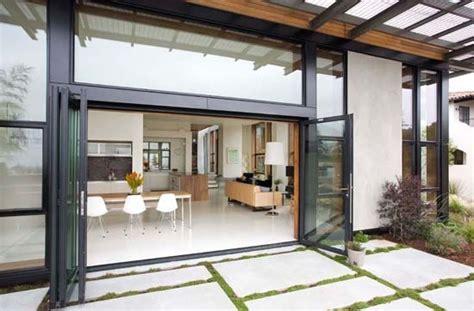 Exterior Glass Doors Residential Glass Doors Pinterest Exterior Glass Accordion Doors