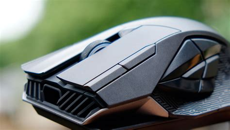 Asus Mouse Rog Spatha asus rog spatha wireless mmo gaming mouse review