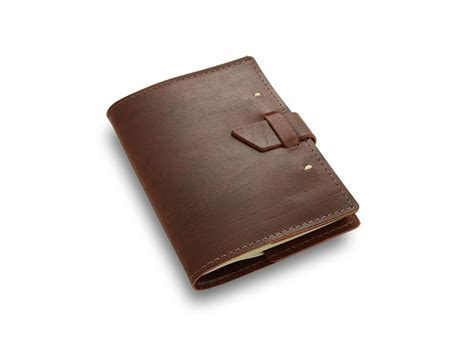 refillable leather journals rustic leather refillable writing journal the wasatch by blue sky papers