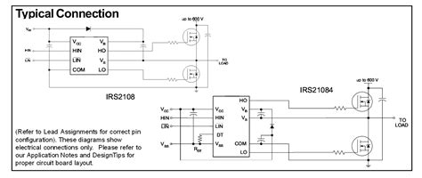 transistor high side driver high and low side driver vs half bridge driver