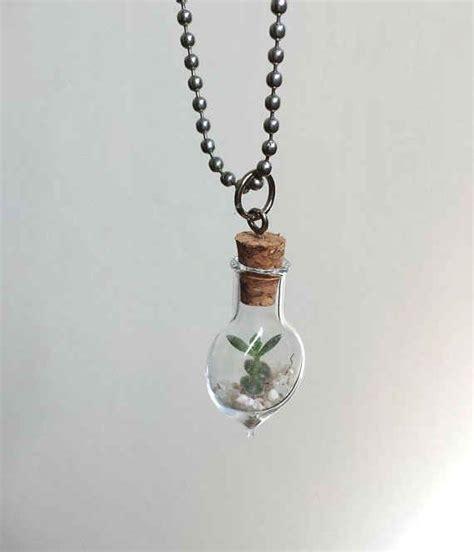 terrarium jewelry 17 best ideas about terrarium necklace on pinterest