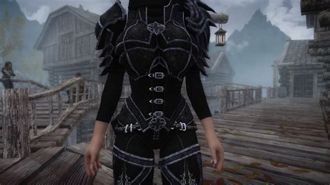 hack game demon hunter mod fix for demon hunter armor cbbe at skyrim nexus mods and