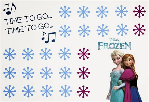 printable frozen sticker chart free printable disney frozen potty chart potty training