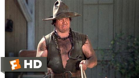 gene wilder riding bull blazing saddles 6 10 movie clip mongo comes to town