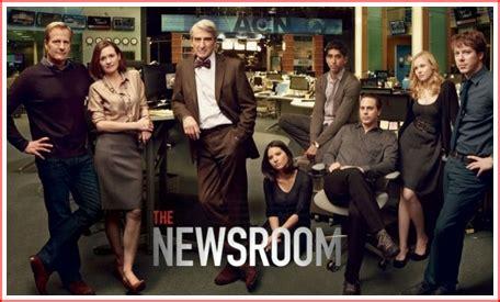 the news room the newsroom