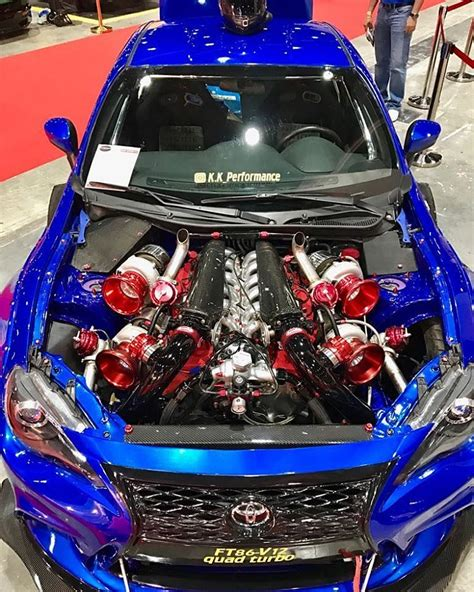 toyota turbo engines toyota 86 with a turbo v12 engine depot