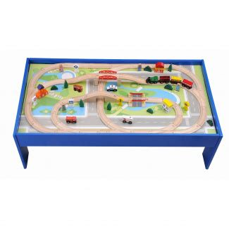 wooden railway grow with me play table the play table lookup beforebuying