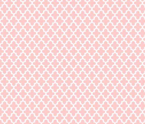 flower pattern eshop light pink moroccan fabric sweetzoeshop spoonflower