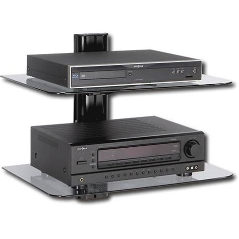 Wall Shelf Dvd Player by Wall Mounted Shelves For Dvd Player Interior Exterior