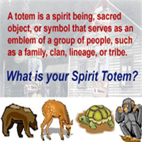 native american totems   meanings